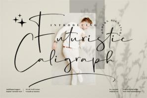 Futuristic Caligraph