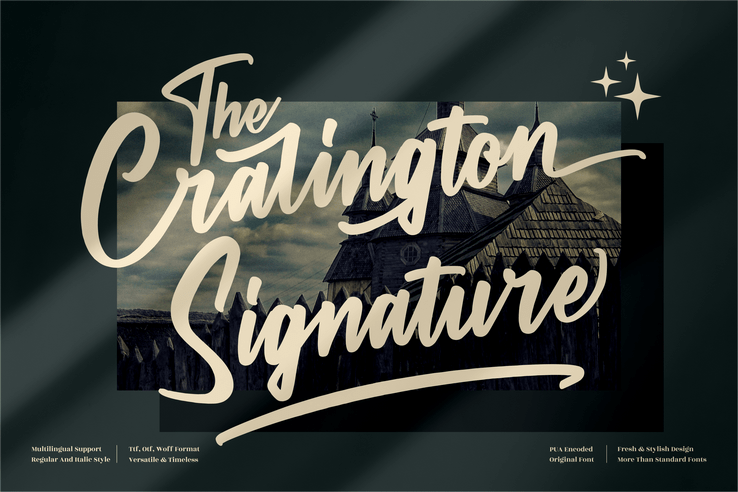 Preview image of The Cralington Signature