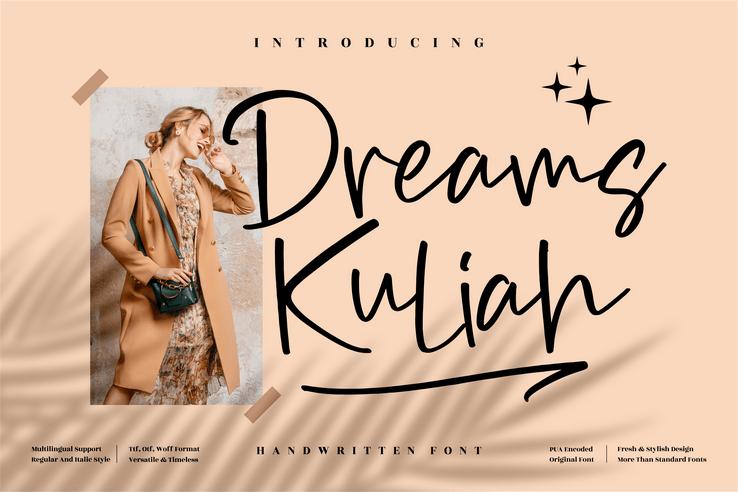 Preview image of Dreams Kuliah