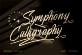 Last preview image of Symphony Calligraphy