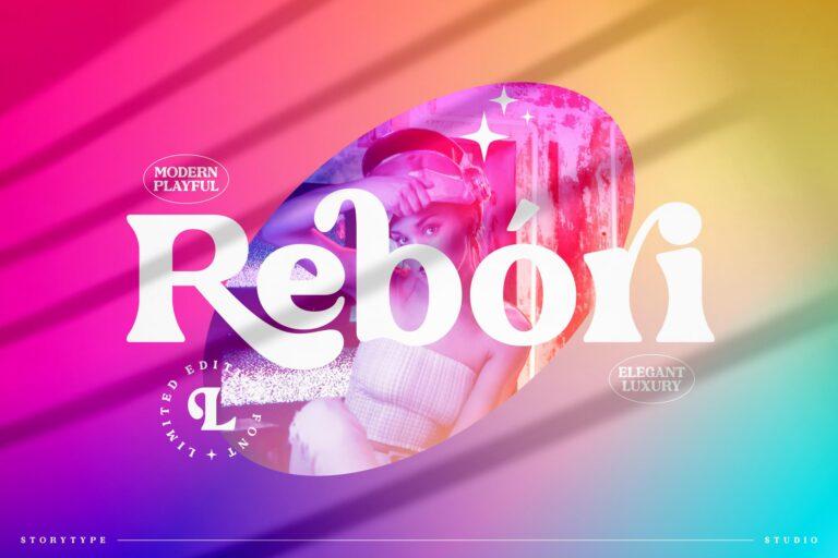 Preview image of Rebori