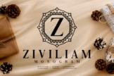 Last preview image of Ziviliam Monogram