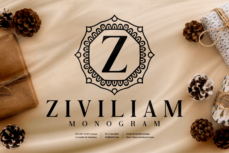 Preview image of Ziviliam Monogram
