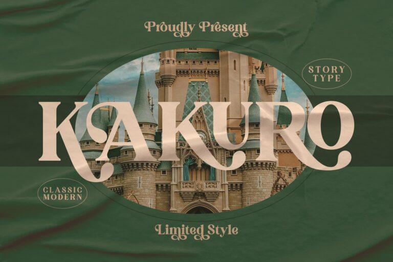 Preview image of KAKURO