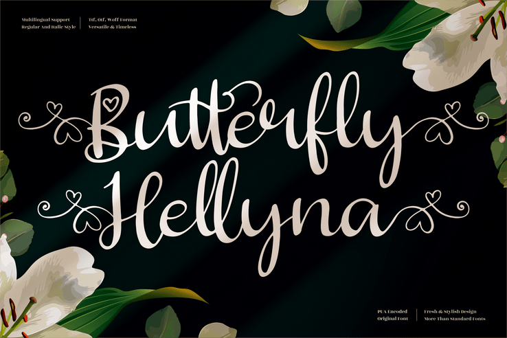 Preview image of Butterfly Hellyna