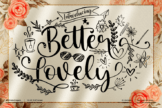 Last preview image of Better Lovely