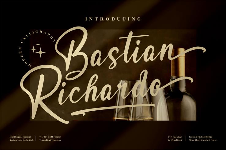 Preview image of Bastian Richardo