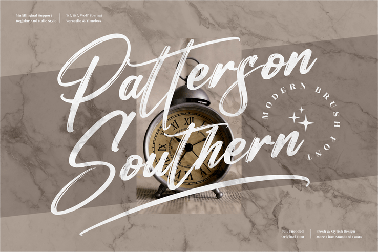 Preview image of Patterson Southern