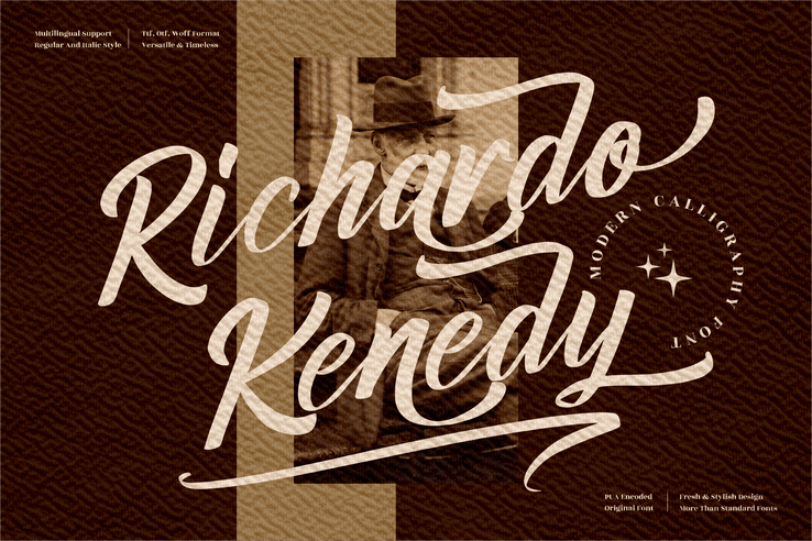 Preview image of Richardo Kenedy