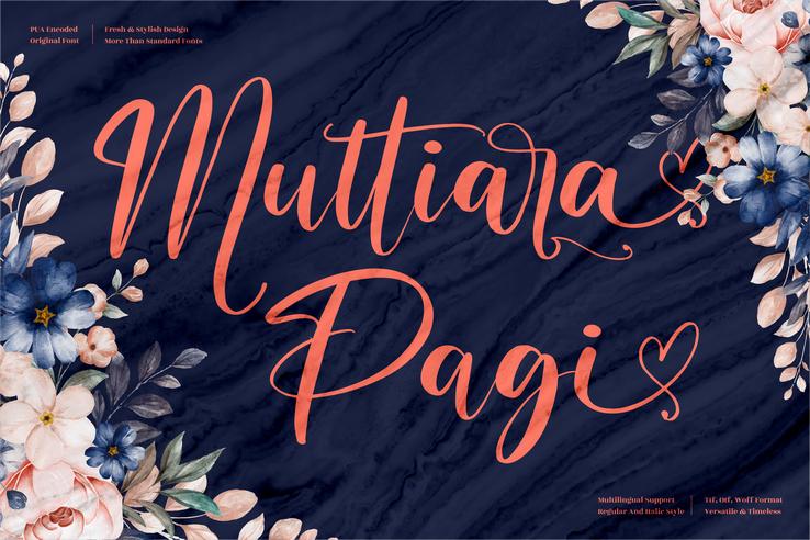 Preview image of Muttiara Pagi