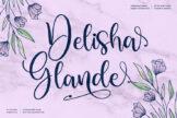 Last preview image of Delisha Glande