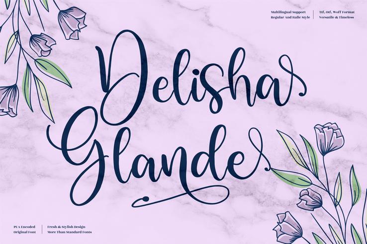 Preview image of Delisha Glande