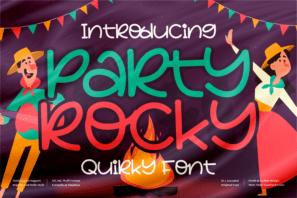 Party Rocky