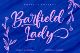 Last preview image of Barfield Lady