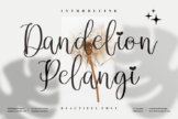 Last preview image of Dandelion Pelangi