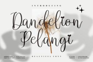 Dandelion Pelangi