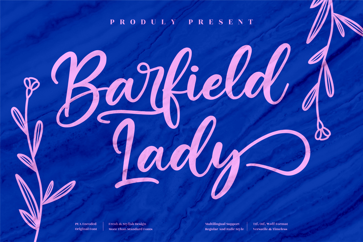 Preview image of Barfield Lady