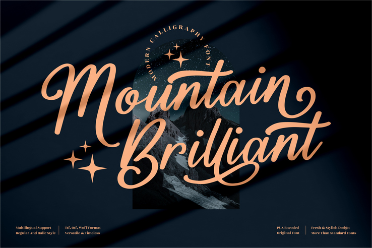 Preview image of Mountain Brilliant