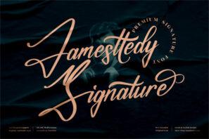 Jamesttedy Signature