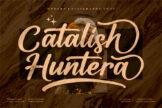 Last preview image of Catalish Huntera