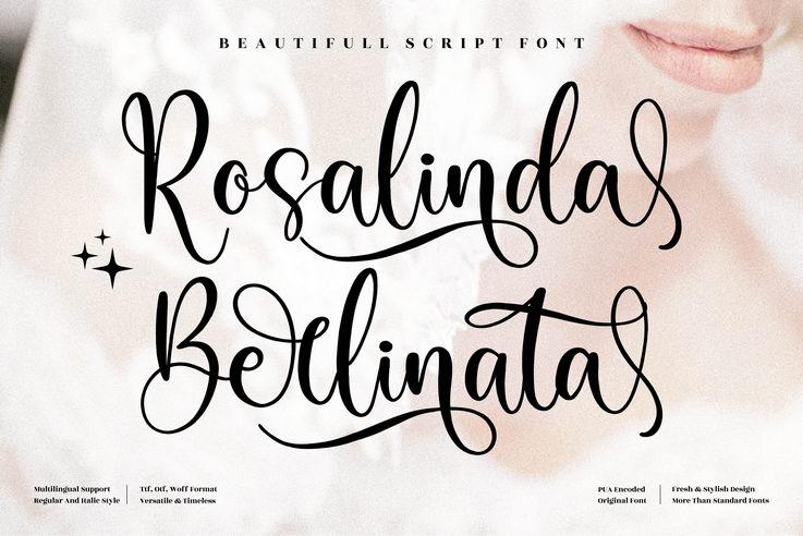 Preview image of Rosalinda Berlinata