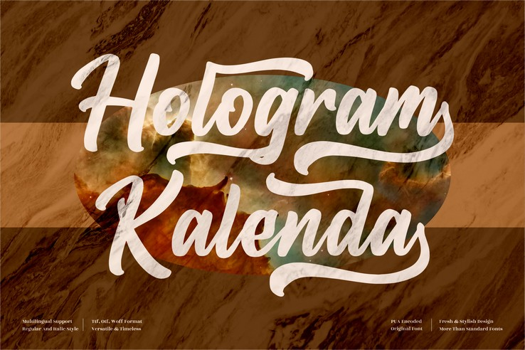 Preview image of Hologram Kalenda