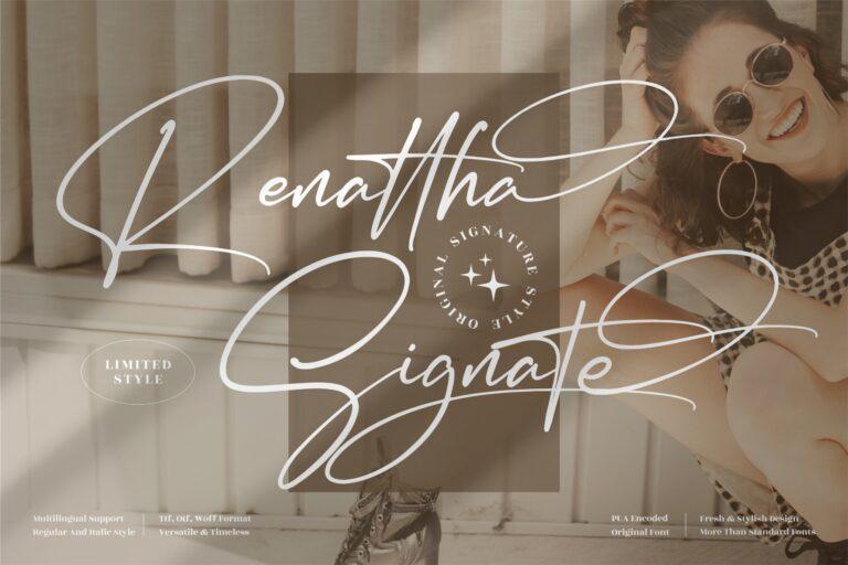 Preview image of Renattha Signate