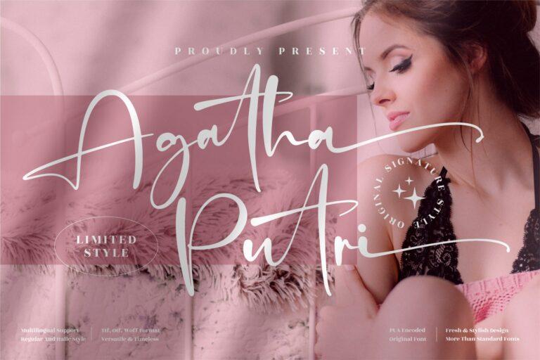 Preview image of Agatha Putri