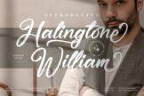 Last preview image of Halingtone William