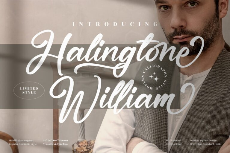 Preview image of Halingtone William