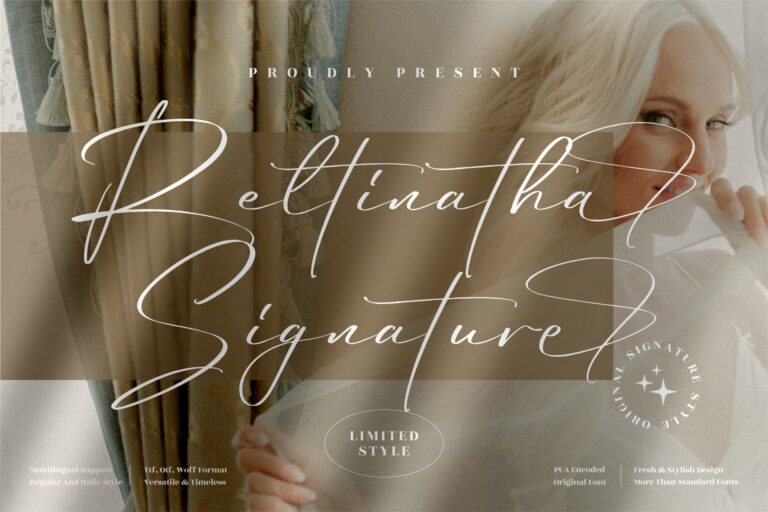 Preview image of Reltinatha Signature