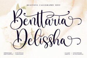 Benttaria Delissha