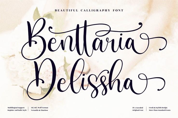 Preview image of Benttaria Delissha
