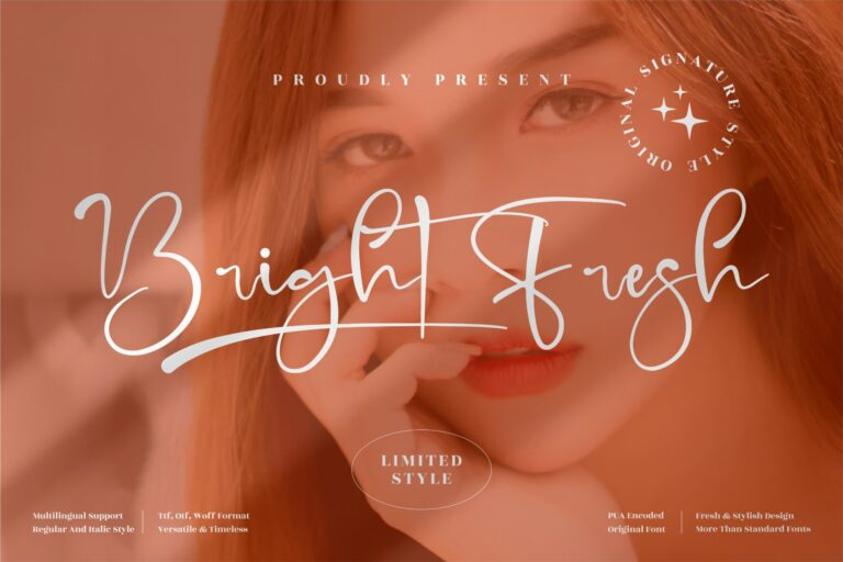 Preview image of Bright Fresh