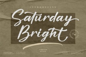 Saturday Bright