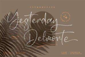 Yesterday Delmonte