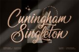 Last preview image of Cuningham Singleton