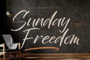 Sunday Freedom
