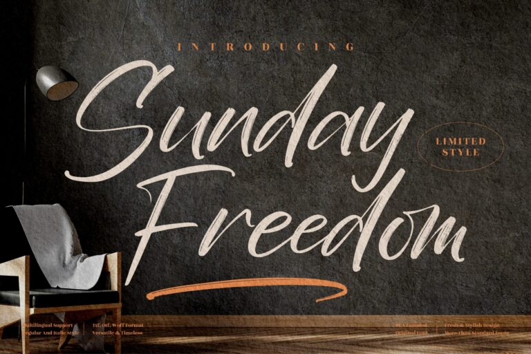 Preview image of Sunday Freedom