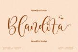 Last preview image of Blandita