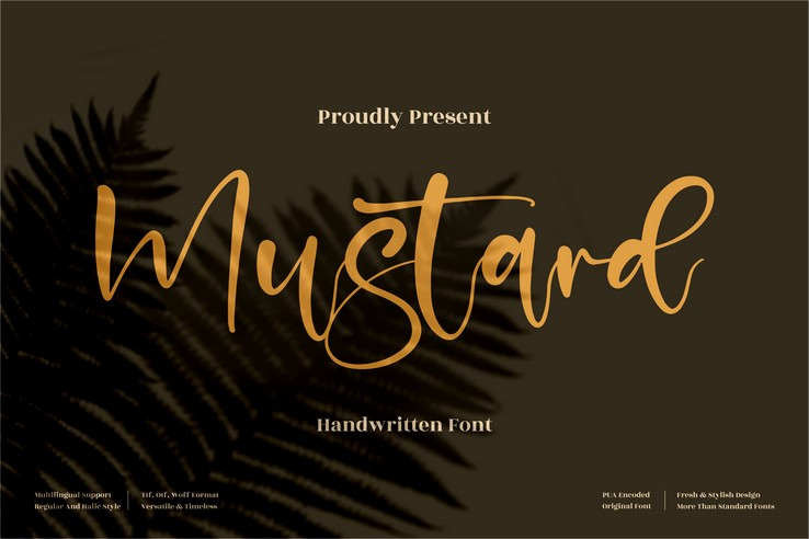 Preview image of Mustard