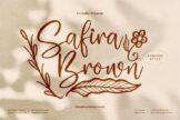 Last preview image of Safira Brown