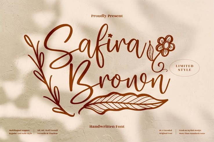 Preview image of Safira Brown