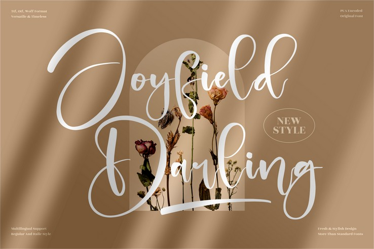 Preview image of Joyfield Darling