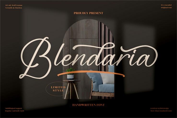 Preview image of Blendaria