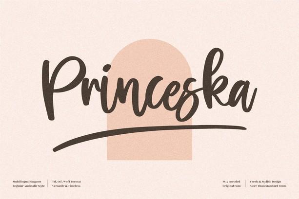 Preview image of Princeska