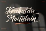 Last preview image of Krakatau Mountain