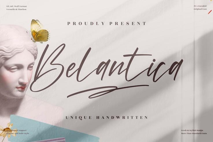 Preview image of Belantica