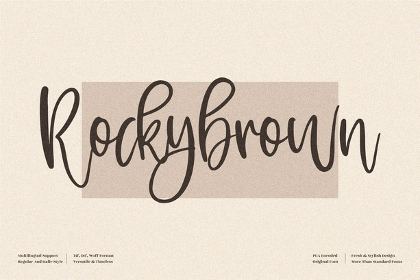 Preview image of Rockybrown