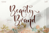 Last preview image of Beauty Brand